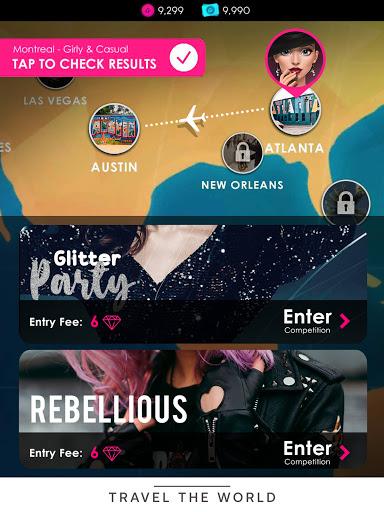 GLAMM'D - Fashion Dress Up Game 1.1.2 screenshots 16