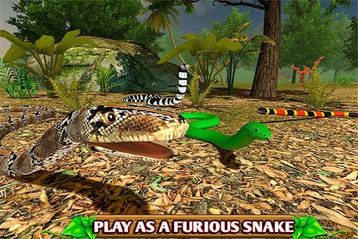 Code Triche Simulateur de serpent furieux  APK MOD (Astuce)width=