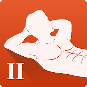 Abs workout ABS II - lose belly fat at home