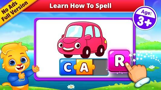 Spelling & Phonics: Kids Games 1.3.8