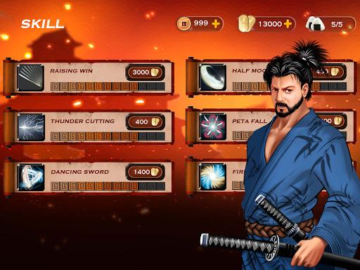 Samurai 3 - Action fight Assassin games  screenshots 9
