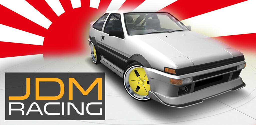 JDM Racing: Drag & Drift online races  poster 0