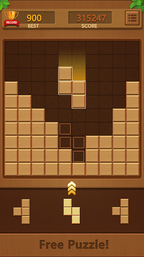 Block puzzle-Free Classic jigsaw Puzzle Game  screenshots 2