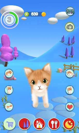 Talking Cat  screenshots 1