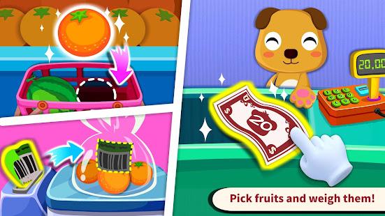 Baby Panda's Supermarket screenshots 13