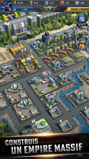 Code Triche Instant War - Jeu de stratégie militaire (Astuce) APK MOD screenshots 5