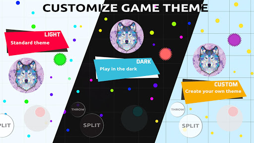 Blob io - Divide and conquer multiplayer gp11.5.0 screenshots 6