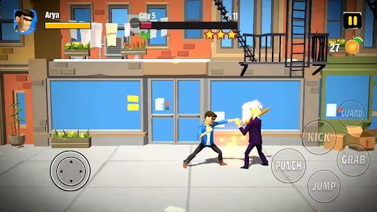 City Fighter vs Street Gang MOD (Free Purchase) 3