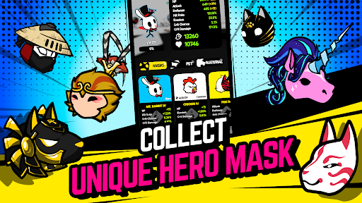 Super Action Hero: Stick Fight android2mod screenshots 6