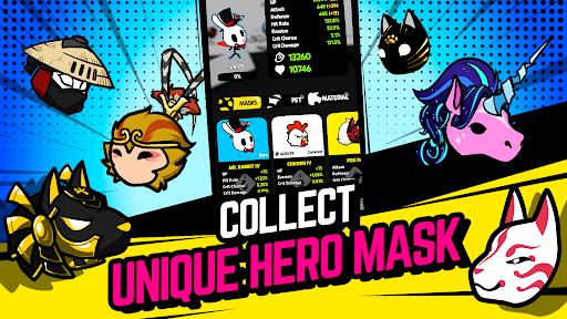 Super Action Hero: Stick Fight apkslow screenshots 6
