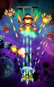 Space Invasion: Alien Shooter War MOD APK (Unlimited Everything) 3