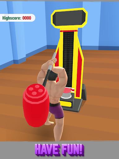 Gym Life 3D! - Idle Workout Simulator Game  screenshots 15