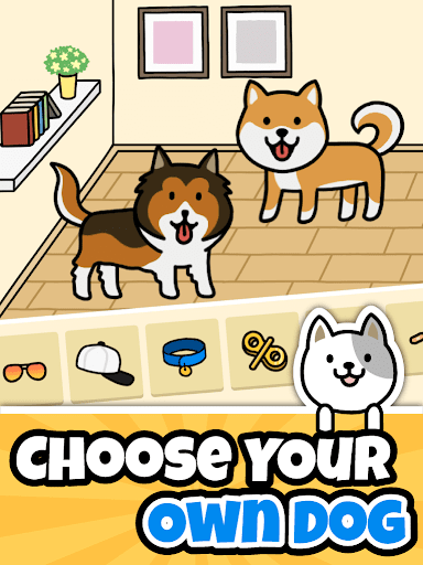 Dog Game - Cute Puppy Collector + Offline Match 3 1.7.1 screenshots 1