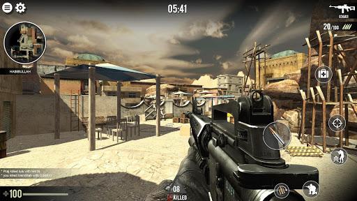 Military Commando Secret Mission : Shooting Games  screenshots 6