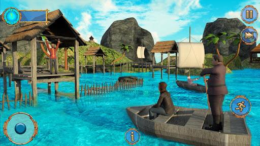Raft Survival Ocean-Explore Underwater World Games android2mod screenshots 12