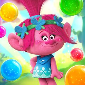 DreamWorks Trolls Pop: Bubble Shooter &amp Collection