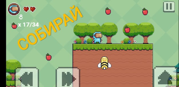 PIXMIX app jump Fun platformer MOD APK 1.9.5.0 (Unlimited Continuation) 3