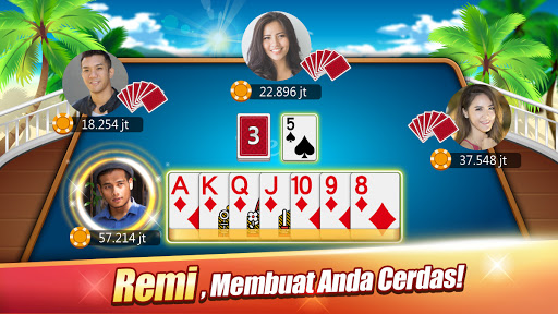 Domino : LUXY Domino & Poker - Gaple QiuQiu Remi 5.2.8.1 screenshots 4