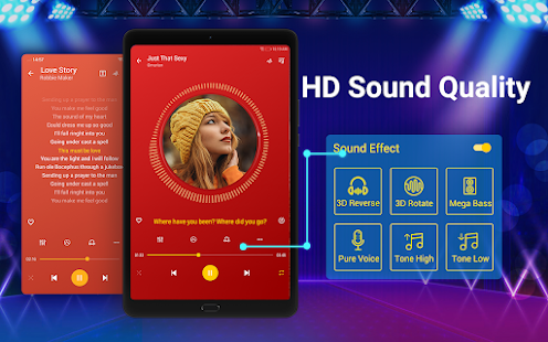 Music Player - Audio Player & 10 Bands Equalizer 2.0.1 Screenshots 16