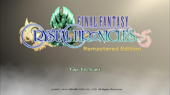FinalFantasy CrystalChronicles Apk Mod v1.0.1 +OBB/Data for Android. 9