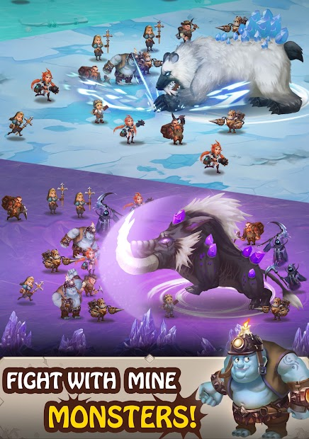 Mine Legend 2 - Idle Miner RPG screenshot 10