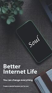 Soul Browser 1.2.64 (Ad-Free) (Extra Mod) (AOSP)