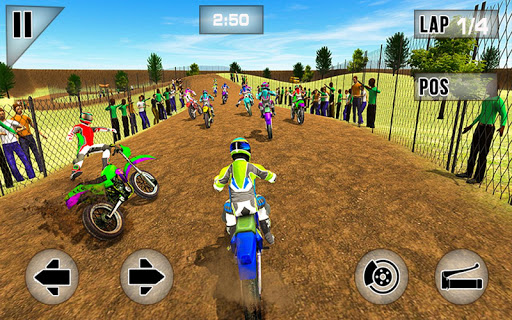 Dirt Track Racing 2019: Moto Racer Championship 1.5 Screenshots 8