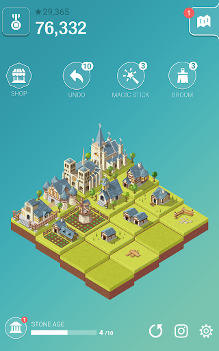 Age of 2048u2122: Civilization City Merge Games  screenshots 8