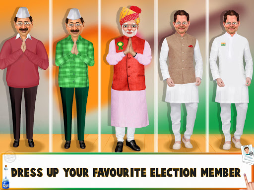 Indian Elections 2021 Learning Simulator  screenshots 24