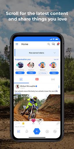 Uhive - A Social Metaverse android2mod screenshots 3