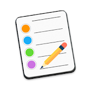 Color notepad - notes - widget