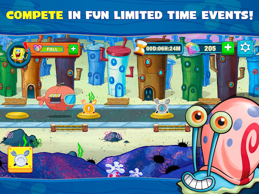 SpongeBob: Krusty Cook-Off 1.0.24 screenshots 23