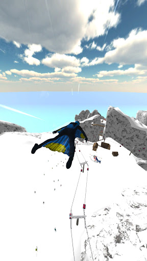 Base Jump Wingsuit Gliding 0.4 screenshots 2