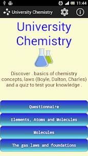 Universitary Chemistry  Apps For Pc | How To Install (Windows & Mac) 1