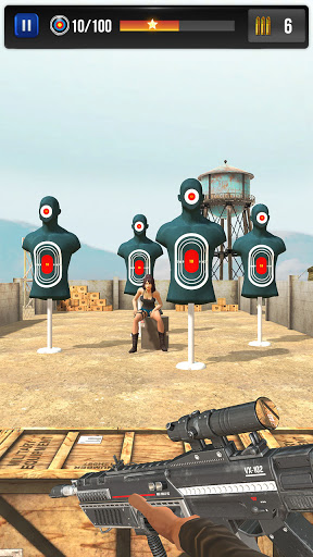 Shooting Gun Fire Game apkdebit screenshots 17
