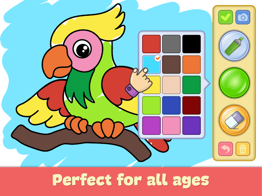 Coloring and drawing for kids  screenshots 8