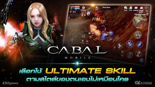 CABAL M APK MOD (Astuce) screenshots 3
