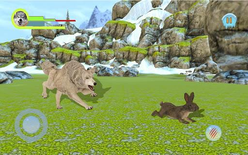 Wildlife Artic Wolf Game - Warewolf Games 2020 0.1 screenshots 2