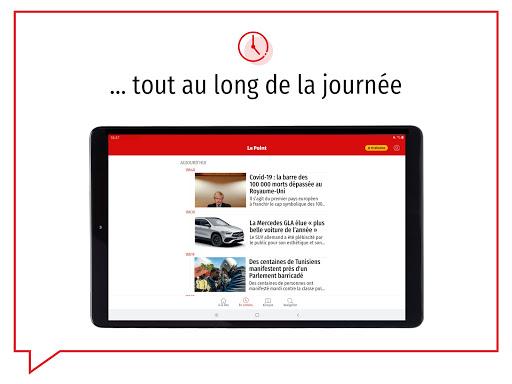 Le Point : journal, actualitu00e9s et infos en continu android2mod screenshots 11