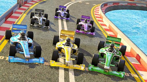 formula race drifting chase driving screenshot 3