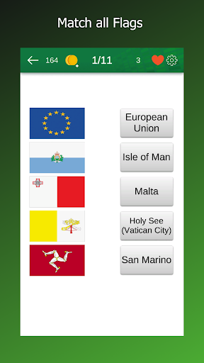 Flag Quiz - Learn All Country Flags of the World 1.0.4.51 screenshots 6