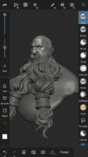 Nomad Sculpt 1.40 Screenshots 2