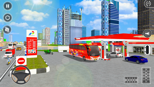 Public City Coach 3d Driving Bus Simulator 2020 apkdebit screenshots 9