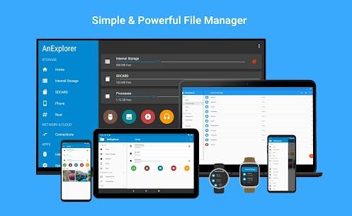 Free File Explorer EZ File Manager USB OTG Cloud 2021 Apk Download 2021 1