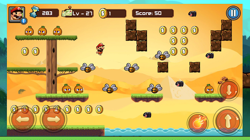Super Rapid's World - Super Jungle World 2020 1.3 screenshots 17