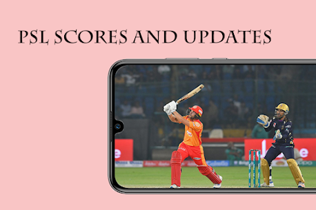 Live PSL 2021 : live cricket guide For Android 1
