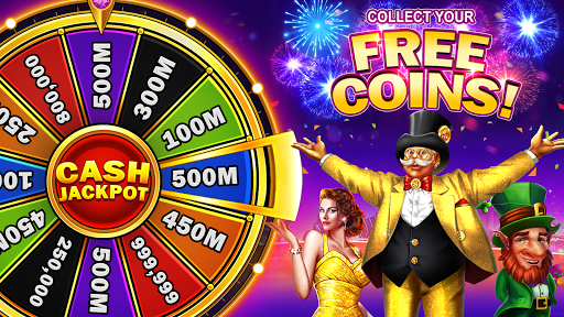 cash jackpot slots - free lucky vegas casino game screenshot 1
