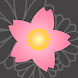 Cute Japanese Flower Notes - Androidアプリ