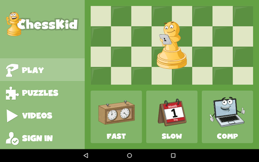 Chess for Kids - Play & Learn 2.3.2 screenshots 10