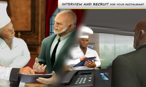 MY restaurant Manager: Virtual manager games 3D 4